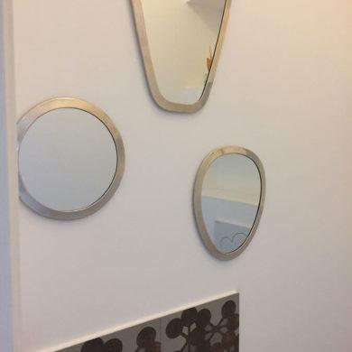 Miroir goutte scandinave