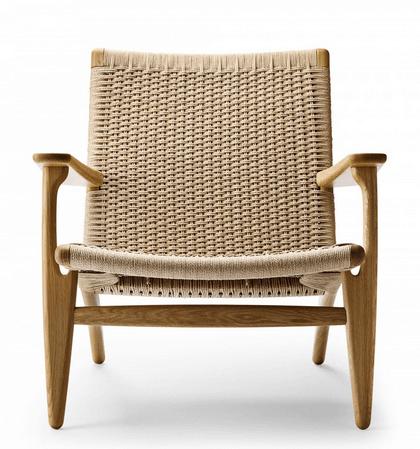 CH25FFFD-lounge -chair- By Hans Wegner
