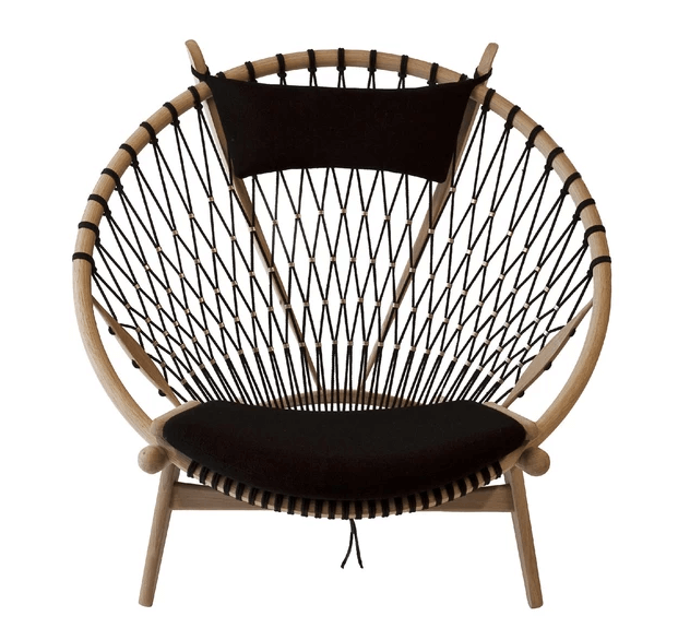 Wegner PP130 -Circle Chair